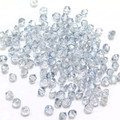 3mm Swarovski Bicones, Crystal Blue Shade