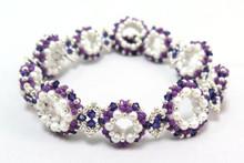 Purple/Silver