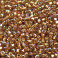 11-0634, Silver Inside Color Gold AB