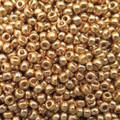 15-D4204, Champagne Gold (Miyuki Duracoat) (3-inch tube)