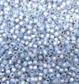 8-F0642A, Silver-Lined Matte Light Sapphire
