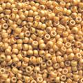 8-PF0471, PermaFinish Matte Gold (28 gr.) (Toho PF557F)