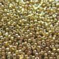 11-0318J, Light Olivine Gold Luster