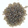 11-0281, Olivine Lined Rainbow Topaz (Toho Hybrid) (28 gr.)