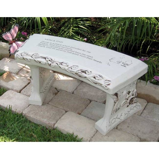 Concrete Memorial Benches 28 Images Custom Made Concrete Memorial Bench Luloff By Mcgregor