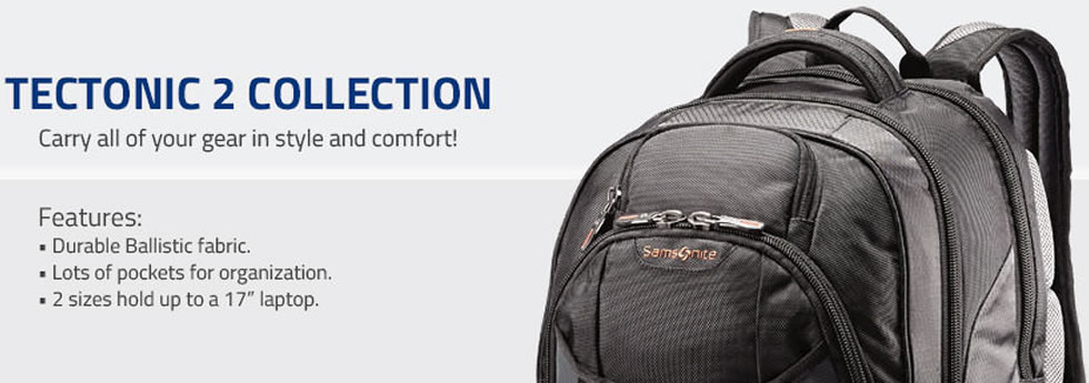 Samsonite Backpacks