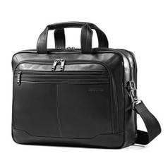 Samsonite Colombian Leather Top Zip 2-Gusset