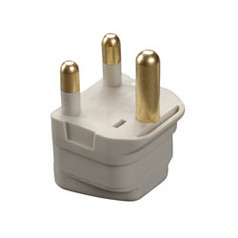 Voltage Valet Adaptor Grounded to South Africa (GUE)