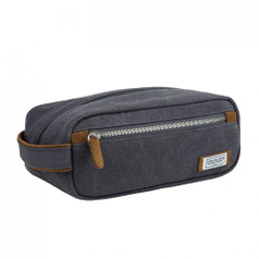 Travelon Heritage Top Zip Toiletry Kit