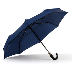 "ShedRain Auto O/C 46"" Vented Print Umbrella"
