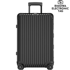 "Rimowa Topas Stealth - 30"" Multiwheel - 84.5L - Electronic Tag"
