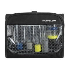 Travelon Trifold Wet/Dry Quart Bag w/ Bottles