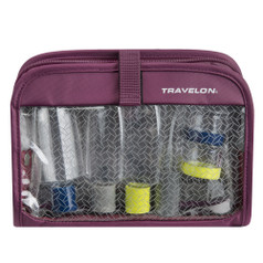 Travelon Wet/Dry Quart Bag Bottles