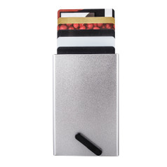 Austin House Aluminum RFID Card Case