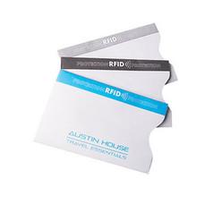 Austin House RFID Card Sleeves
