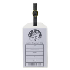 Lewis N Clark Cruise Boarding Pass Holder