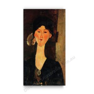 Modigliani | Beatris Hastings