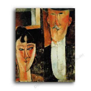 Modigliani | Bride and Groom