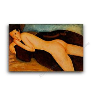 Modigliani | Reclining Nude