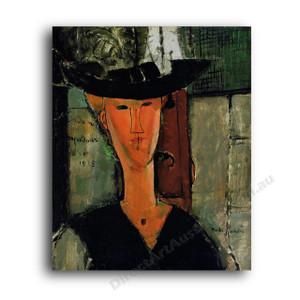 Modigliani | Madam Pompadour