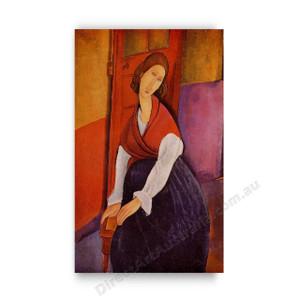 Modigliani | Lunia Czechowska