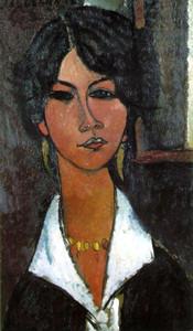 Modigliani | Woman of Algeria