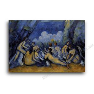 Paul Cezanne | The Large Bathers 1