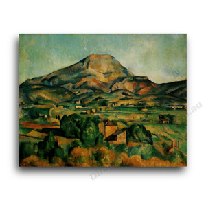Paul Cezanne | Mont Sainte-Victoire