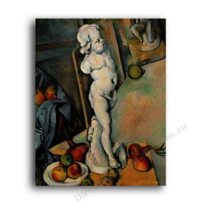 Paul Cezanne | Still Life with Plaster Cupid