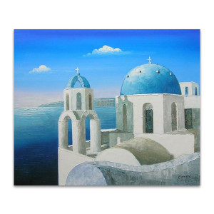 Greek Islands | Mediterranean Art, Paintings and Prints