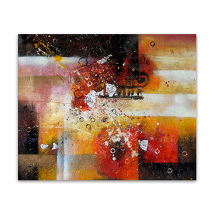 Hazy | Abstract Art Wall Hangings & Interior Art Works in Adelaide