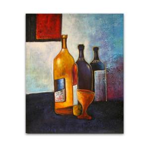 Celebration | Navy Blue Artworks & Canvas Prints Online Australia-wide