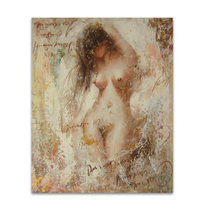 Bosom | Buy Original Art & Oil on Canvas Paintings for Art Collectors