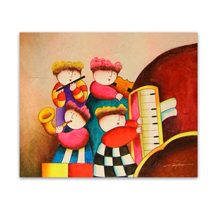 Concert | Buy Wall Art Decors & Oil Canvas Paintings for Kids' Room