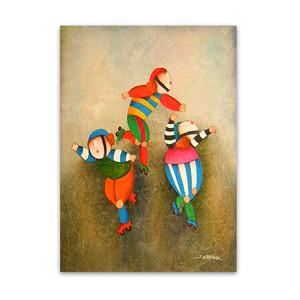Slide   Kiddie Art Canvas & Original Oil Paintings for Decorating Rooms