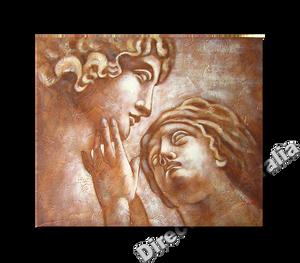 David and Queen Sheba