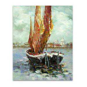 Fisherman's Boat One