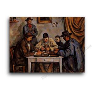 Paul Cezanne |The Card Players 1