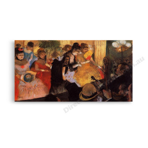 Degas | Cafe Concert at Les Ambassadeurs