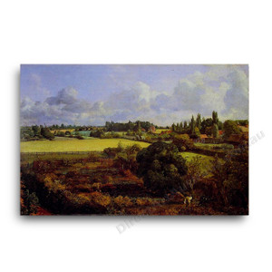 John Constable   Golding Constable's Kitchen Garden
