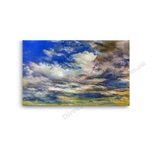 John Constable   Wolken Studio