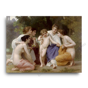 William Bouguereau | Admiration