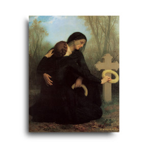 Wiiliam Bouguereau | All Saints' Day