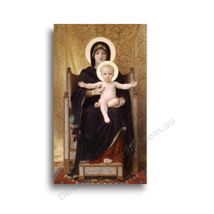 Wiiliam Bouguereau | Virgin and Child