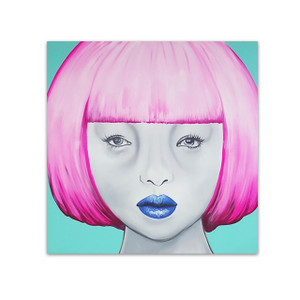 Pink Damsel