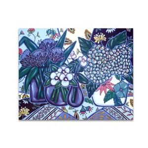 Brooke Howie │ Artichokes & Hydrangeas