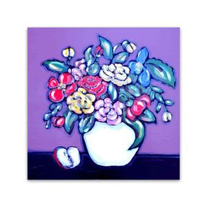 Brooke Howie │ Purple Floral