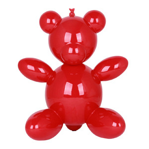 Teddy Bear Red