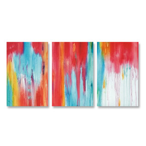 Curtain of Colors - 3panels