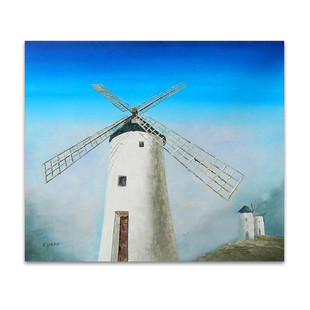 The Windmill | Cheap Art Melbourne | Ready to Hand Pictures